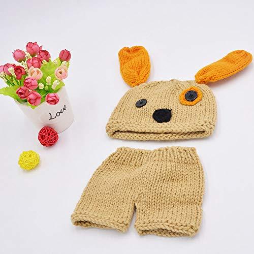 4062cfcd2 Baby Bath – Memorz Newborn Infant Girl Boy Crochet Knit Costume Dog ...